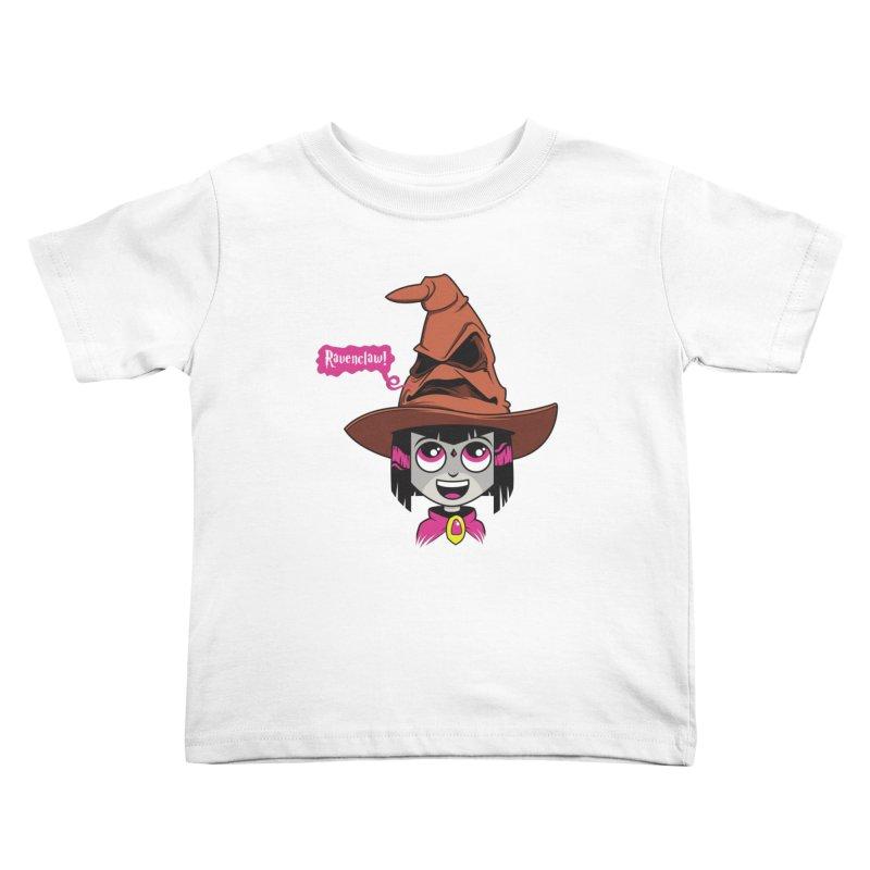 Ravenclaw Kids Toddler T-Shirt by mreiselshop's Artist Shop
