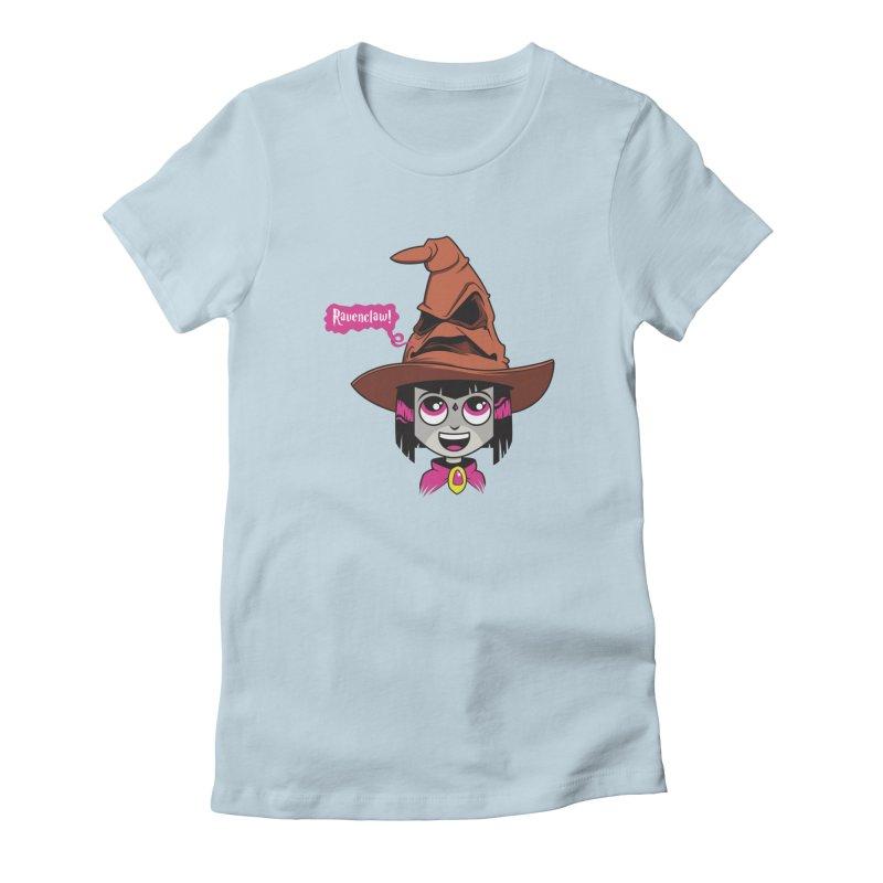 Ravenclaw Women's T-Shirt by mreiselshop's Artist Shop