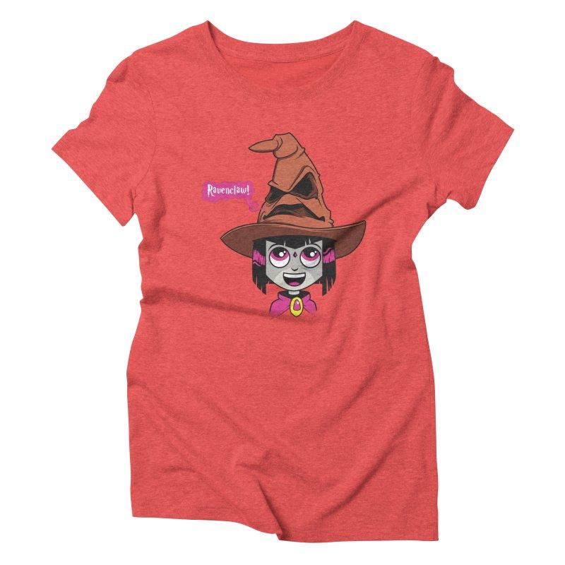 Ravenclaw Women's Triblend T-shirt by mreiselshop's Artist Shop