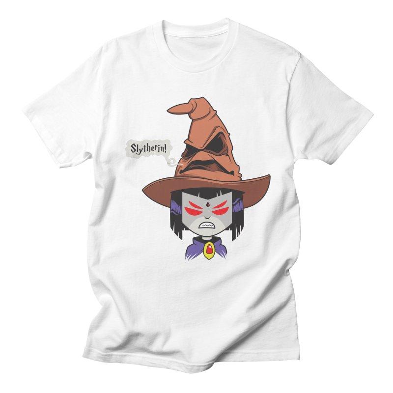 Slytherin?! Men's T-shirt by mreiselshop's Artist Shop