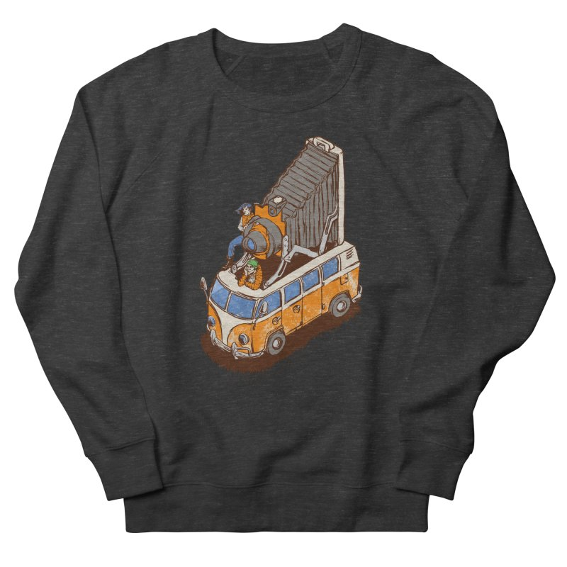 Vansel Adams Women's Sweatshirt by mreiselshop's Artist Shop