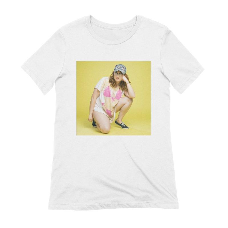 Emily Heller Bikini F Hat Women's T-Shirt by Shop Emily Heller