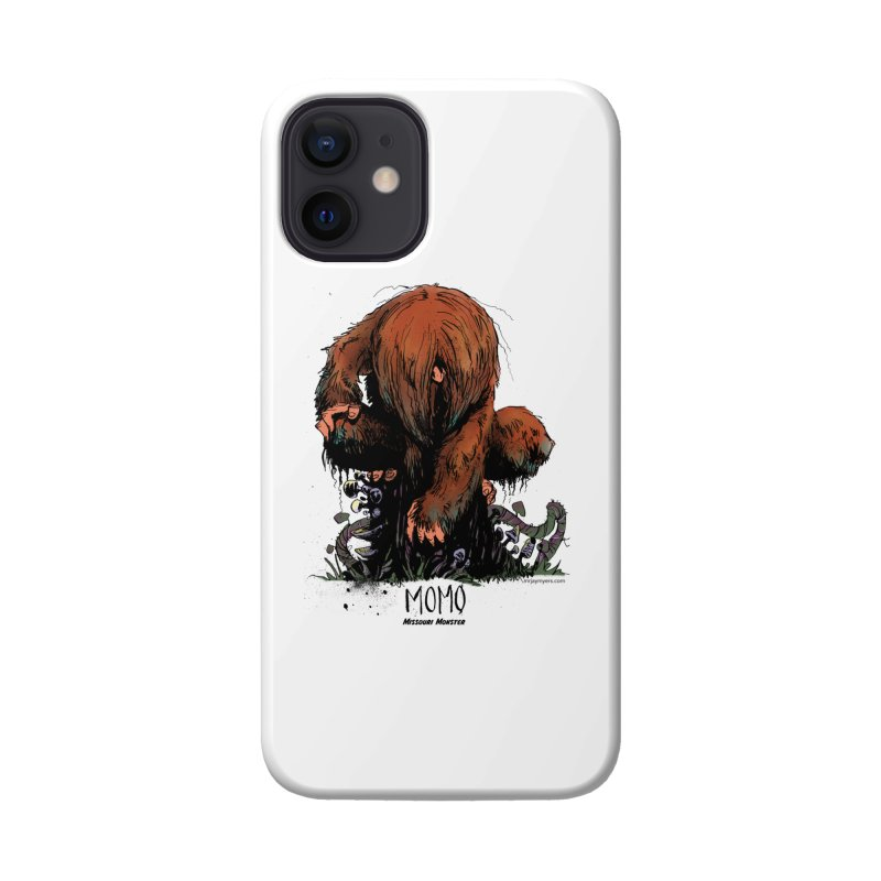 Missouri Monster Accessories Phone Case by mrjaymyers tees and things