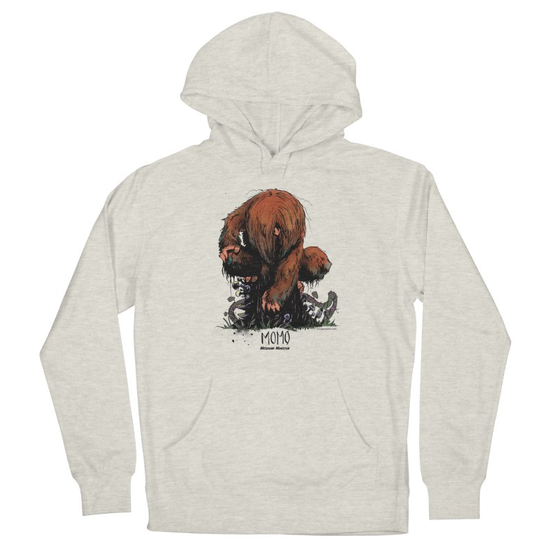 Missouri Monster Men's Pullover Hoody by mrjaymyers tees and things