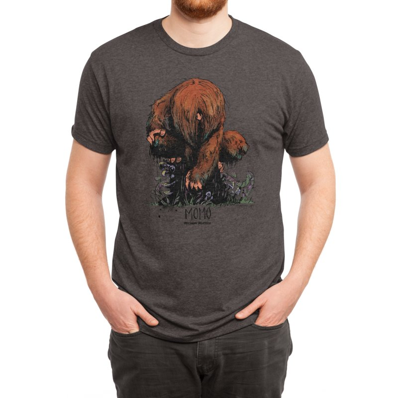 Missouri Monster Men's T-Shirt by mrjaymyers tees and things