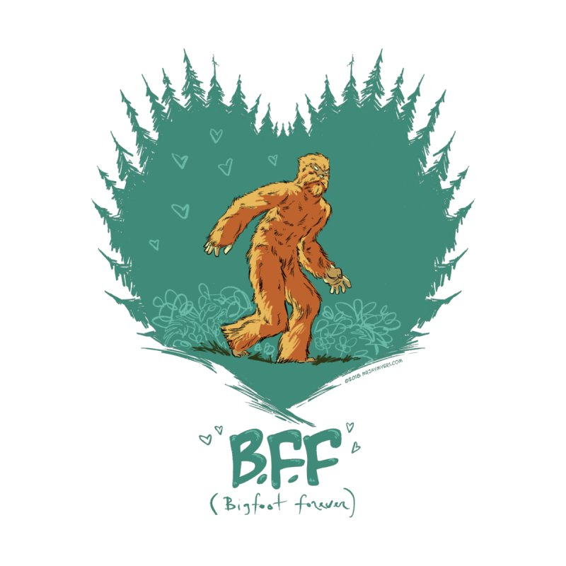 B.F.F Men's T-Shirt by mrjaymyers tees and things