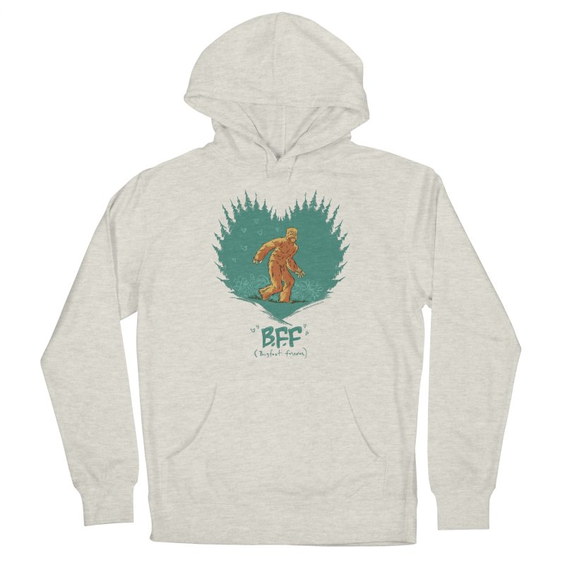 B.F.F Men's Pullover Hoody by mrjaymyers tees and things