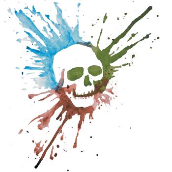 M. R. Kessell's Artist Shop Logo