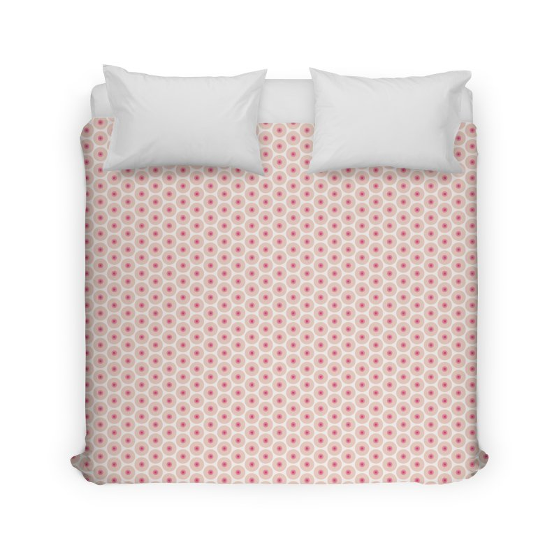 Tits Motif Pattern Home Duvet by Mr Loco Motif - Artist Shop