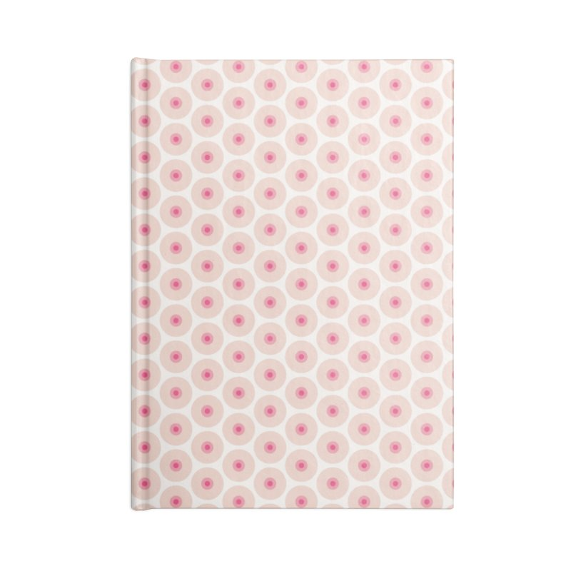 Tits Motif Pattern Accessories Lined Journal Notebook by Mr Loco Motif - Artist Shop