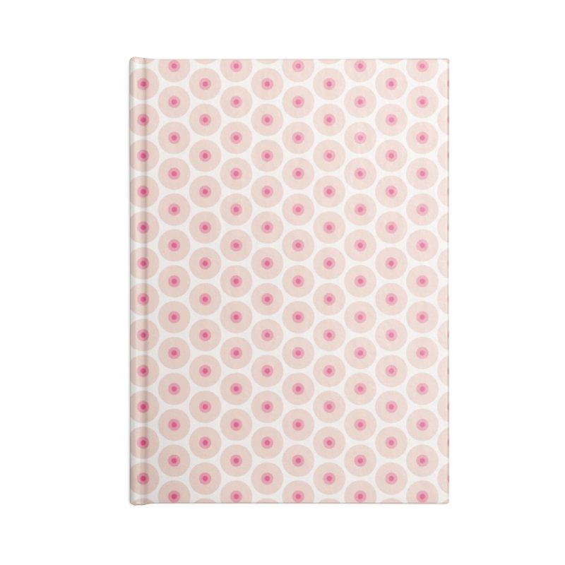Tits Motif Pattern Accessories Blank Journal Notebook by Mr Loco Motif - Artist Shop
