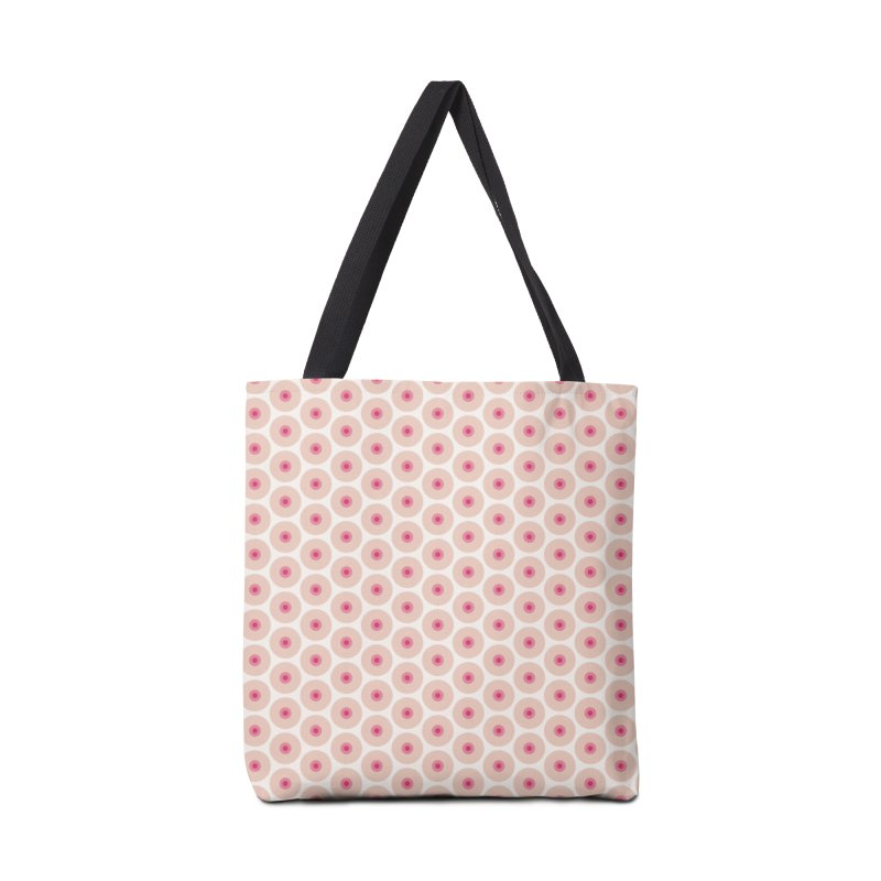 Tits Motif Pattern Accessories Tote Bag Bag by Mr Loco Motif