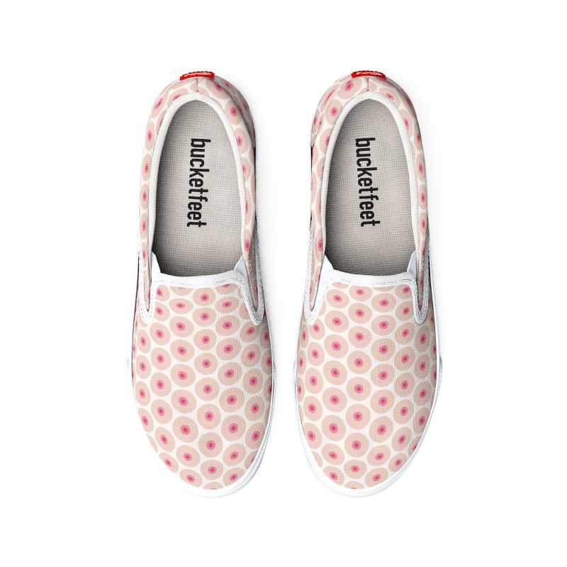 Tits Motif Pattern Women's Shoes by Mr Loco Motif - Artist Shop