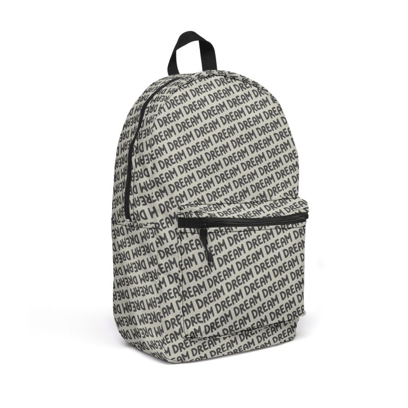 Dream Motif Pattern Accessories Backpack Bag by Mr Loco Motif - Artist Shop