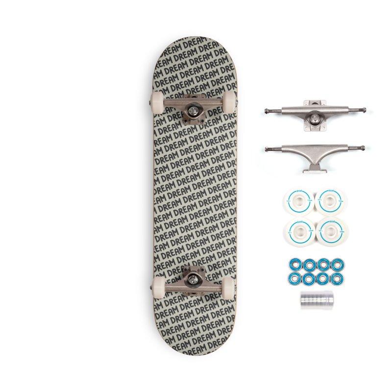 Dream Motif Pattern Accessories Complete - Basic Skateboard by Mr Loco Motif - Artist Shop