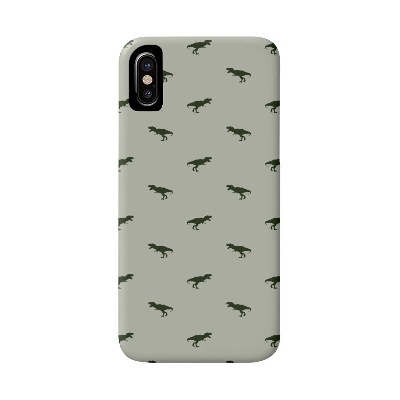 Rex Motif Pattern Accessories Phone Case by Mr Loco Motif - Artist Shop
