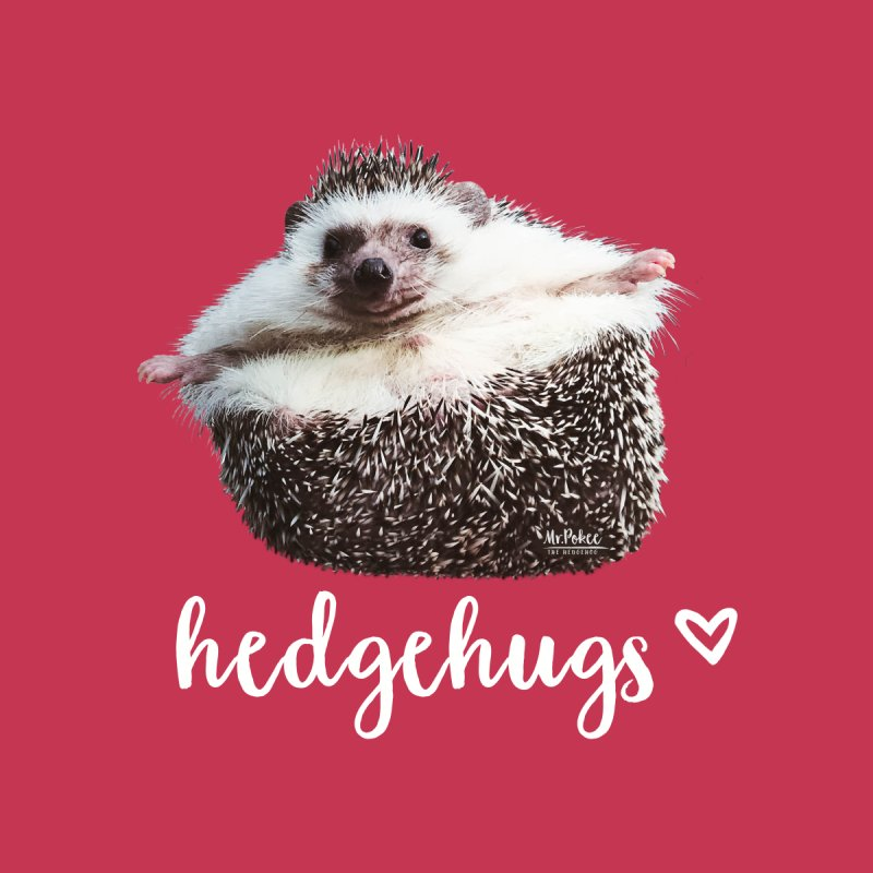 Hedgehugs (white) by Mr.Pokee's Artist Shop