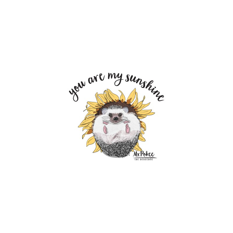 You Are My Sunshine (patch) by Mr.Pokee's Artist Shop