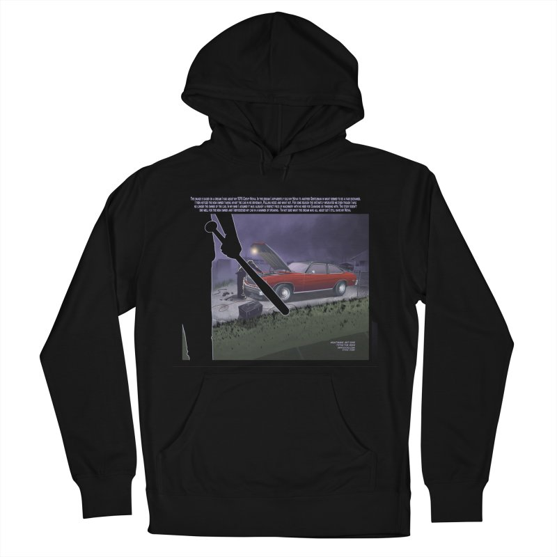 Nightmare Art - The NOVA Men's Pullover Hoody by mrpsycho's Artist Shop