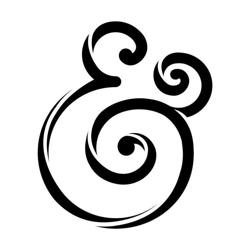 InclusivKind Ampersand by mrrtist21's Artist Shop