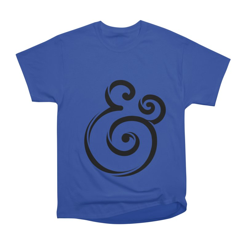 InclusivKind Ampersand Women's Classic Unisex T-Shirt by mrrtist21's Artist Shop
