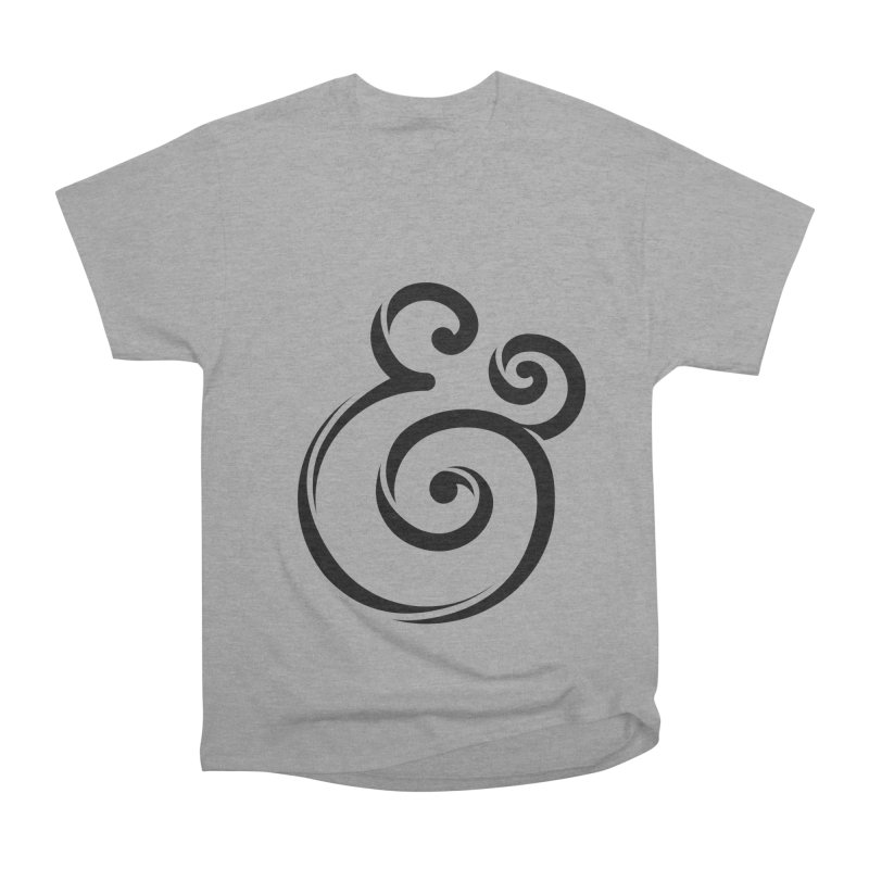 InclusivKind Ampersand Women's Classic Unisex T-Shirt by mrrtist21's Artist Shop
