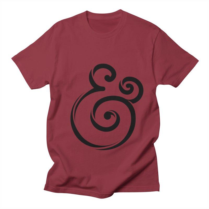 InclusivKind Ampersand Women's Unisex T-Shirt by mrrtist21's Artist Shop