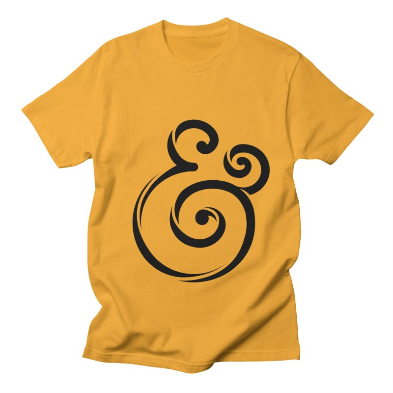 InclusivKind Ampersand Women's Unisex T-Shirt by mrrtist21's Artist Shop