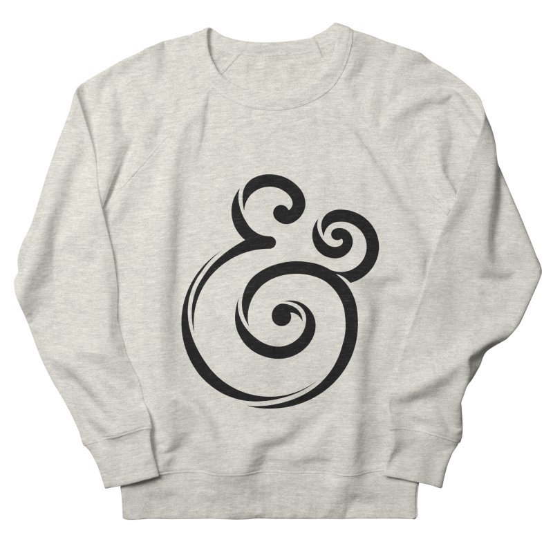 InclusivKind Ampersand Women's Sweatshirt by mrrtist21's Artist Shop