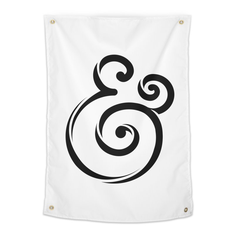 InclusivKind Ampersand Home Tapestry by mrrtist21's Artist Shop