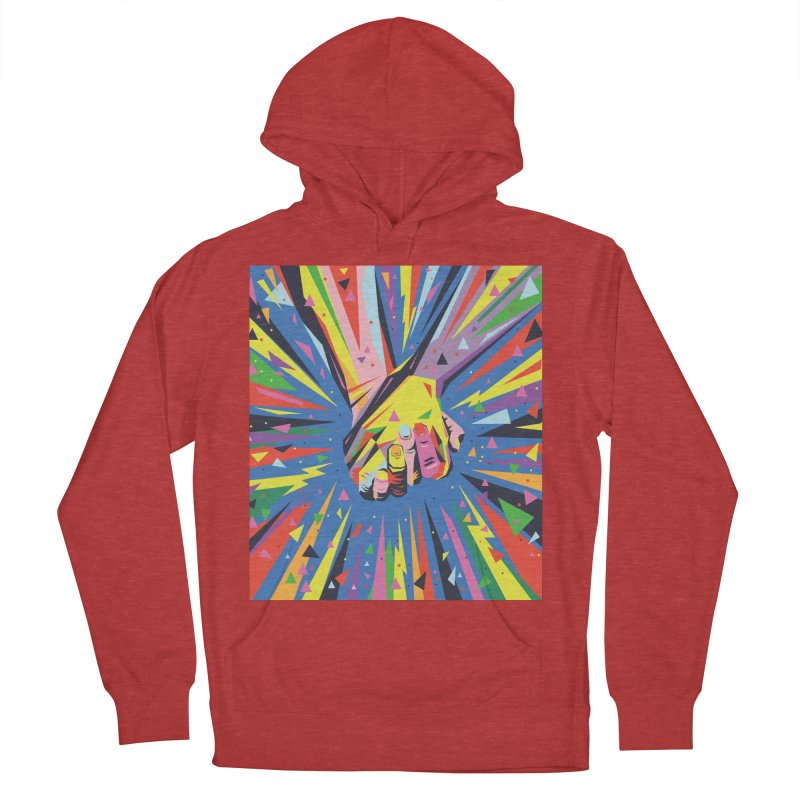 Band Together - Pride Women's Pullover Hoody by mrrtist21's Artist Shop