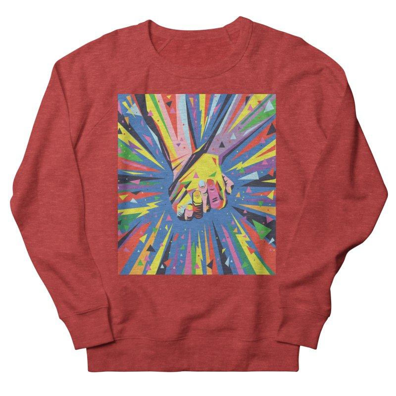 Band Together - Pride Women's Sweatshirt by mrrtist21's Artist Shop