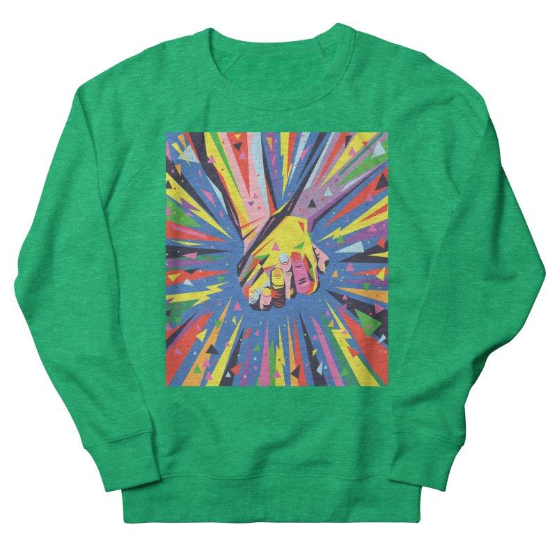 Band Together - Pride Men's Sweatshirt by mrrtist21's Artist Shop