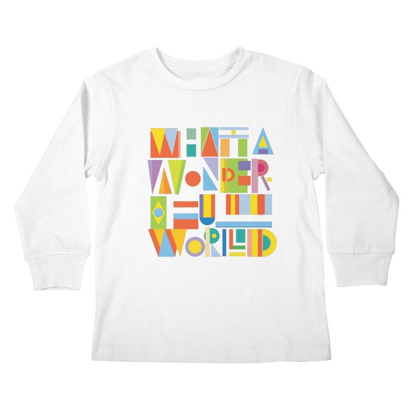 What A Wonderful World   by mrrtist21's Artist Shop