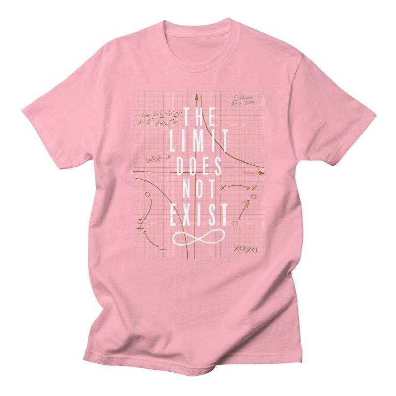 The Limit Does Not Exist Women's Unisex T-Shirt by mrrtist21's Artist Shop