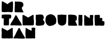 Mr Tambourine Man Shop Logo