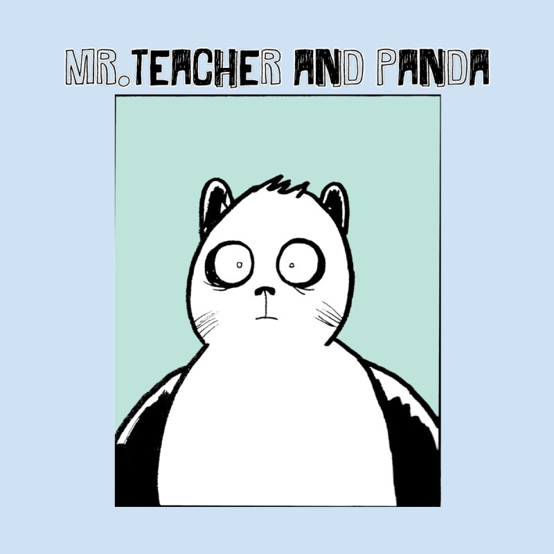 Panda Panda Panda Home Blanket by Mr. Teacher and Panda Merchandise