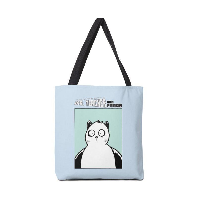 Panda Panda Panda Accessories Tote Bag Bag by Mr. Teacher and Panda Merchandise