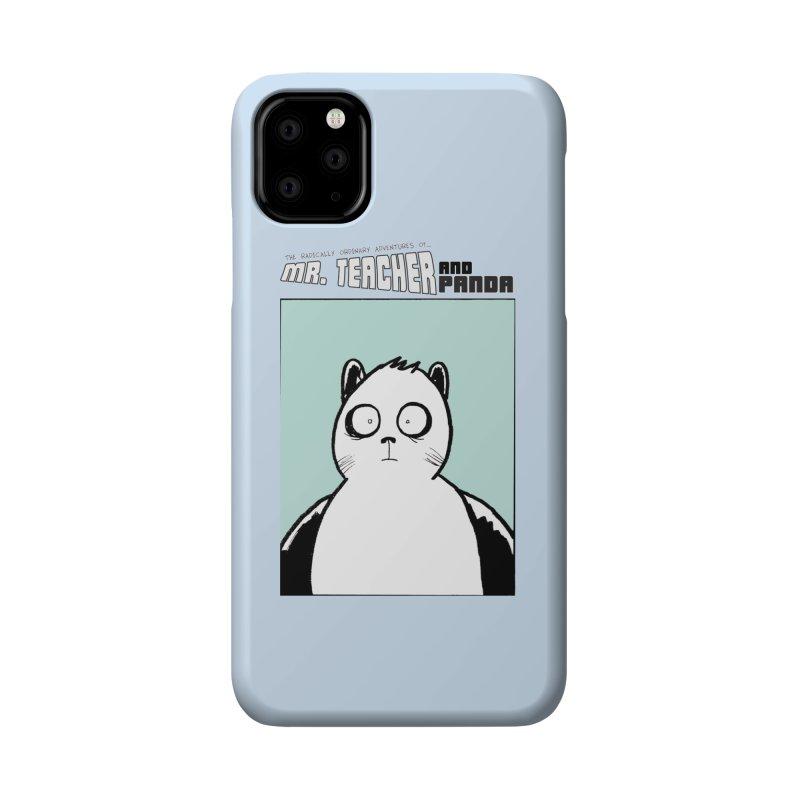Panda Panda Panda Accessories Phone Case by Mr. Teacher and Panda Merchandise