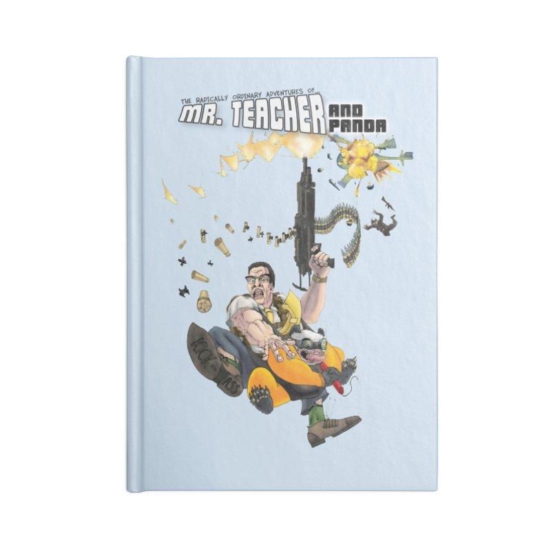 Mr. Teacher and Panda Accessories Notebook by Mr. Teacher and Panda Merchandise