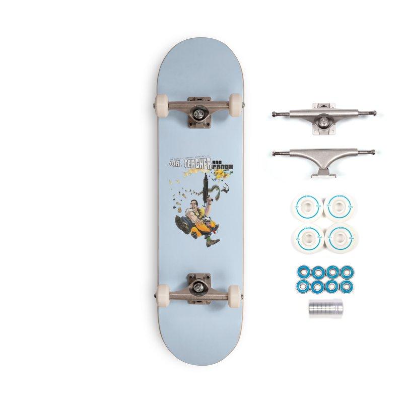 Mr. Teacher and Panda Accessories Complete - Basic Skateboard by Mr. Teacher and Panda Merchandise