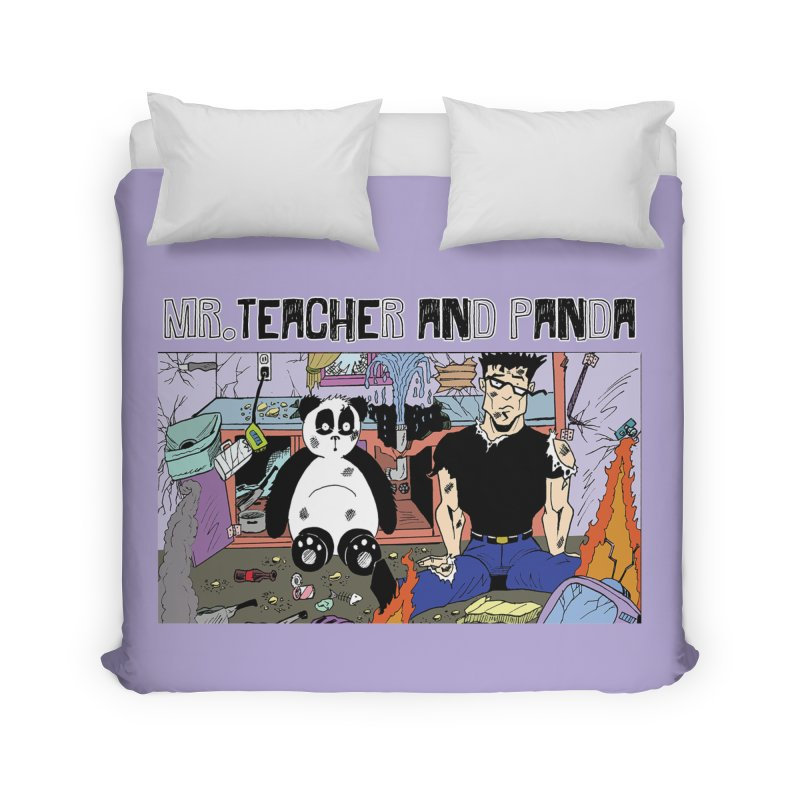 Home None by Mr. Teacher and Panda Merchandise