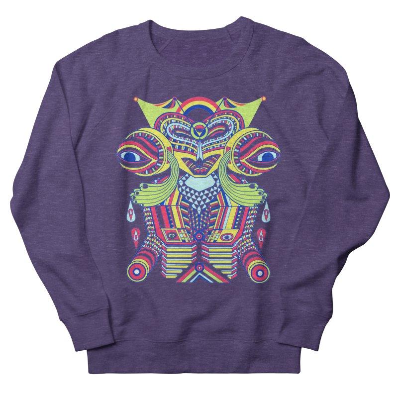 King me MAsk Women's Sweatshirt by mrwalrusface's Artist Shop