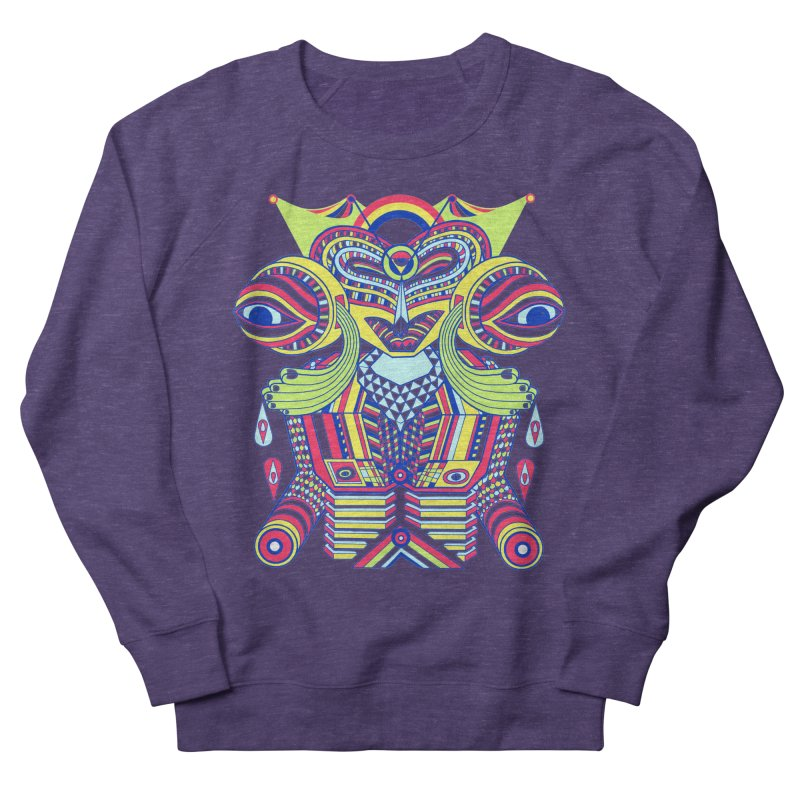 King me MAsk Men's Sweatshirt by mrwalrusface's Artist Shop