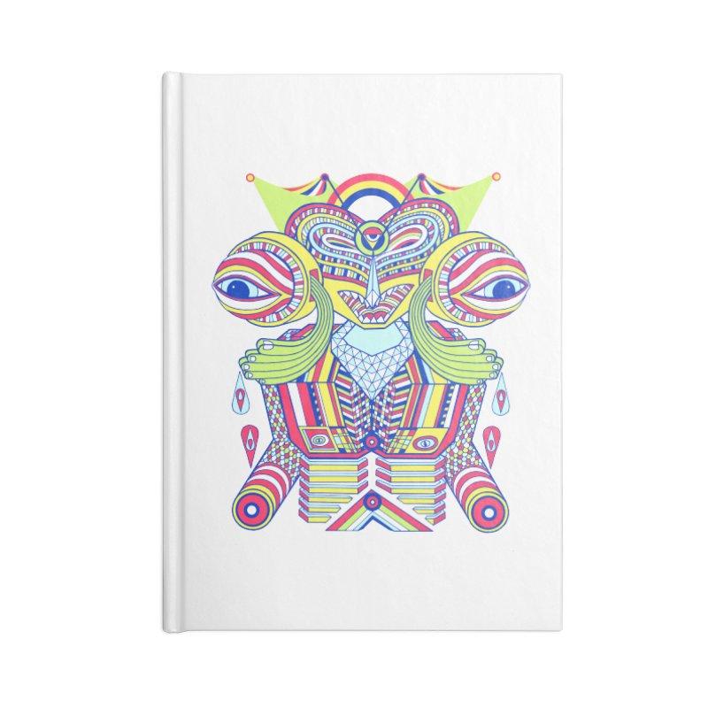 King me MAsk Accessories Notebook by mrwalrusface's Artist Shop