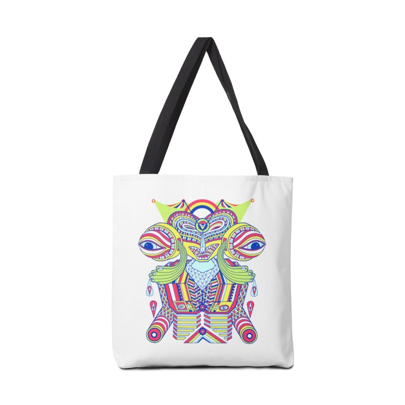 King me MAsk Accessories Bag by mrwalrusface's Artist Shop