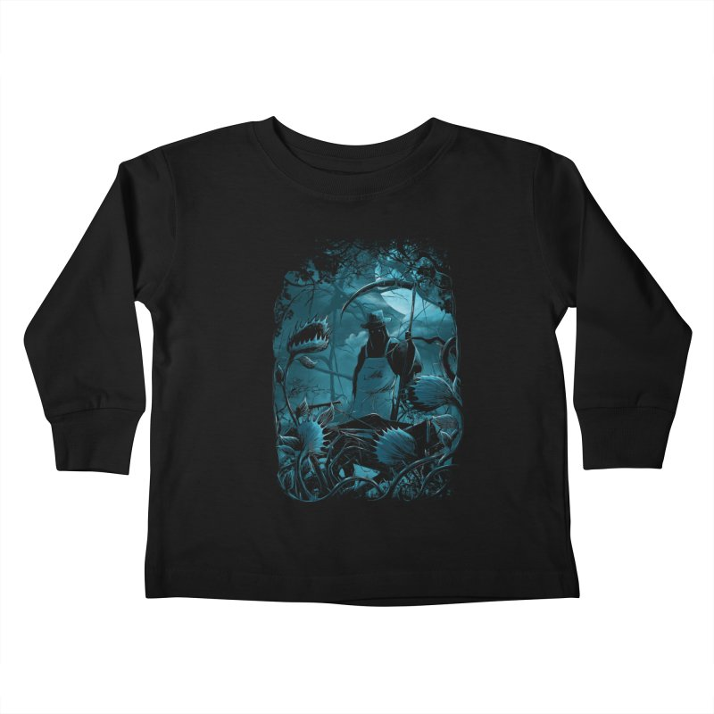 My gardener Kids Toddler Longsleeve T-Shirt by MrWayne