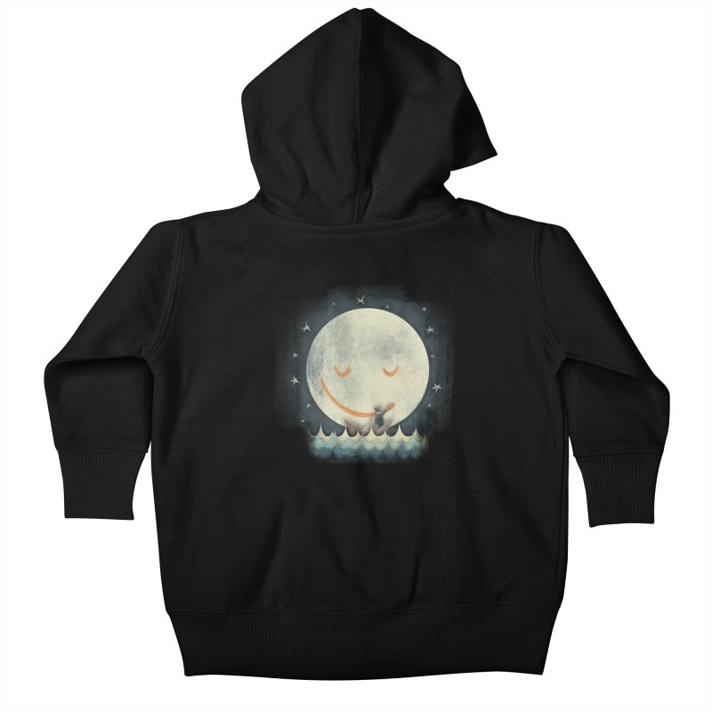 If I had a boat Kids Baby Zip-Up Hoody by MrWayne