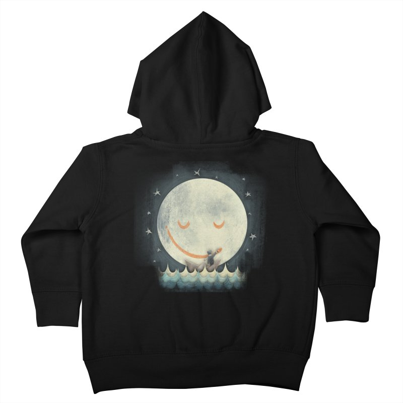 If I had a boat Kids Toddler Zip-Up Hoody by MrWayne