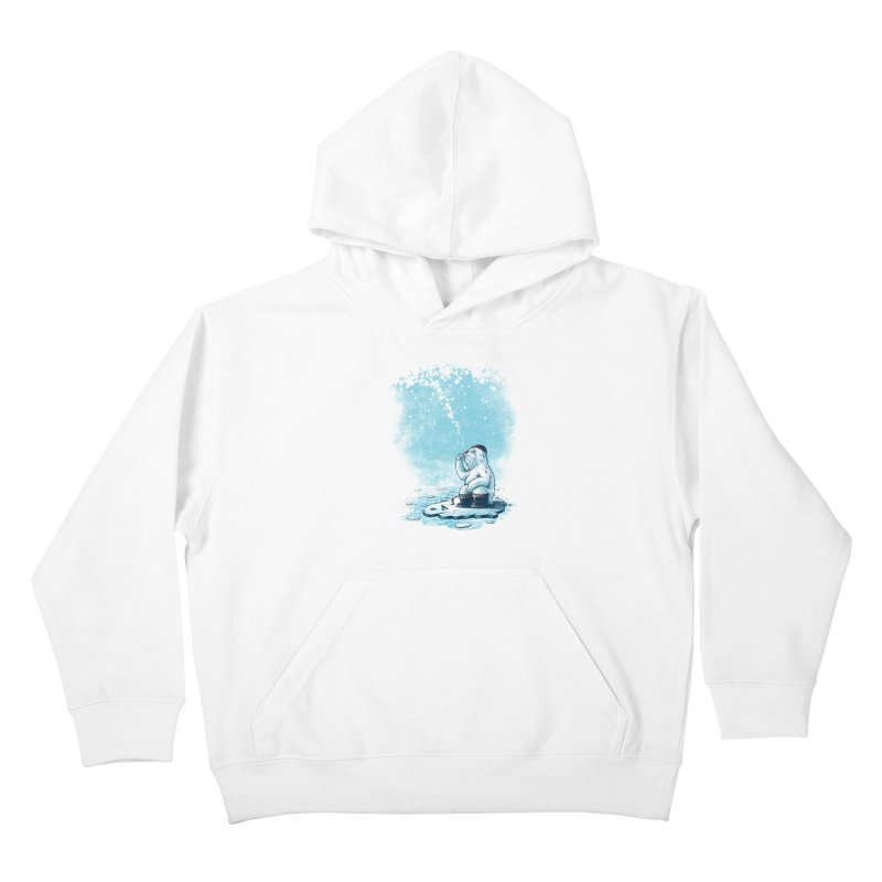 Where's my ol' country? Kids Pullover Hoody by MrWayne